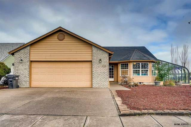 626 Mooney St, Independence, OR 97351 (MLS #774699) :: Sue Long Realty Group
