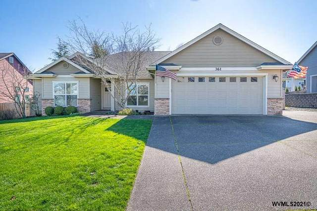 361 NW Reed Ln, Dallas, OR 97338 (MLS #774722) :: Sue Long Realty Group