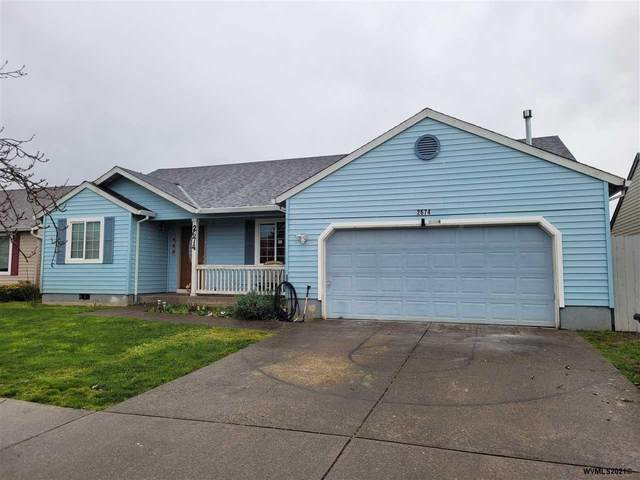 2674 Duke St, Woodburn, OR 97071 (MLS #774814) :: The Beem Team LLC