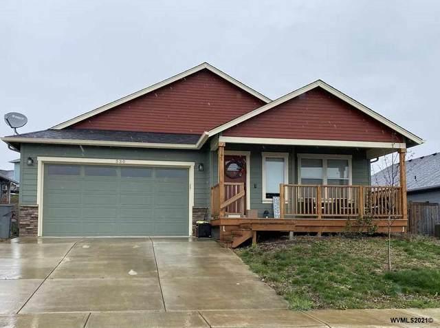 530 NE Fern Av, Dallas, OR 97338 (MLS #774861) :: Song Real Estate