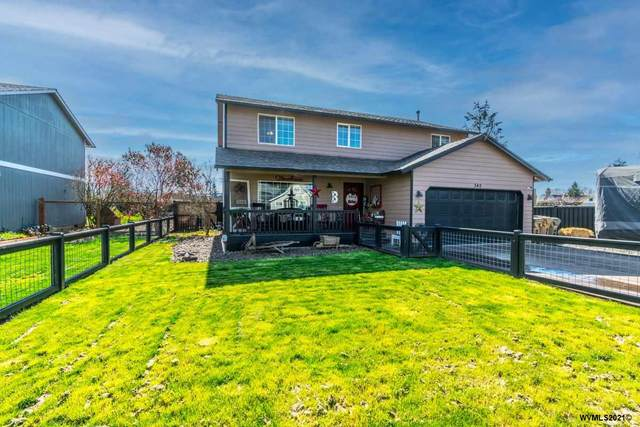 340 E Blakely Av, Brownsville, OR 97327 (MLS #774877) :: The Beem Team LLC