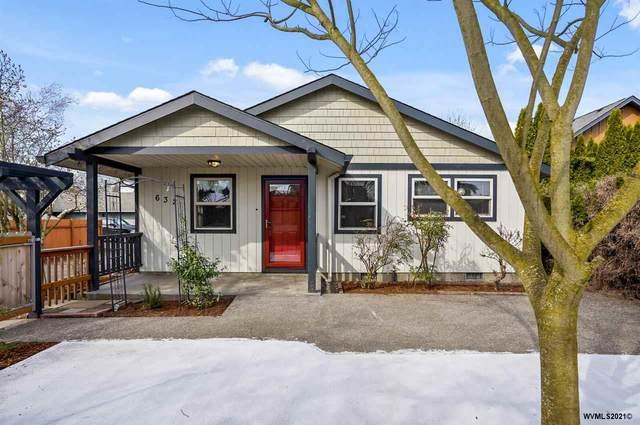 632 N Pershing St, Mt Angel, OR 97362 (MLS #774881) :: Sue Long Realty Group