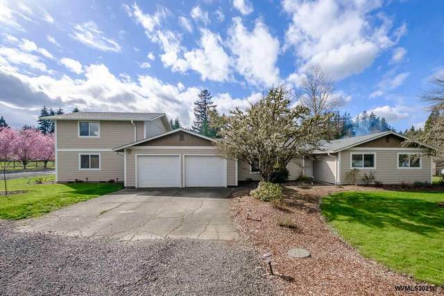 30434 Santiam River Rd, Lebanon, OR 97355 (MLS #774887) :: Sue Long Realty Group