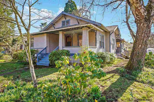 321 Silver St, Silverton, OR 97381 (MLS #774958) :: RE/MAX Integrity