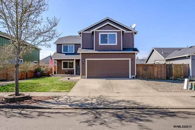 226 Breezy Wy, Albany, OR 97322 (MLS #775042) :: Sue Long Realty Group