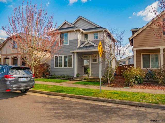 3030 Flame Tree Ln NW, Albany, OR 97321 (MLS #775097) :: Kish Realty Group