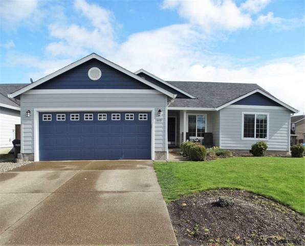 1449 Glazemeadow St, Monmouth, OR 97361 (MLS #775109) :: The Beem Team LLC