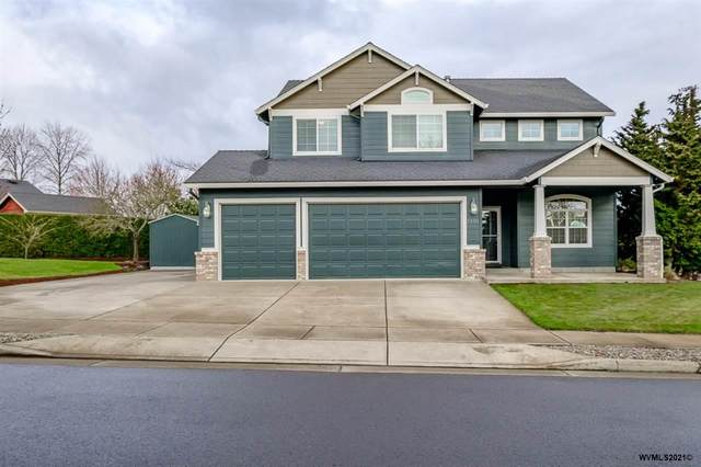1191 22nd St NW, Albany, OR 97321 (MLS #775112) :: Sue Long Realty Group