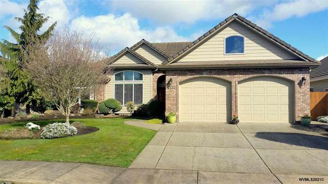 6046 Nicklaus Lp N, Keizer, OR 97303 (MLS #775122) :: RE/MAX Integrity