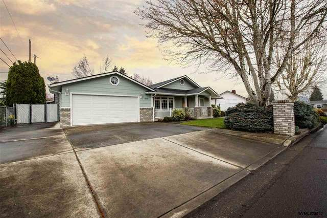 1550 Yolanda Av, Springfield, OR 97477 (MLS #775127) :: RE/MAX Integrity