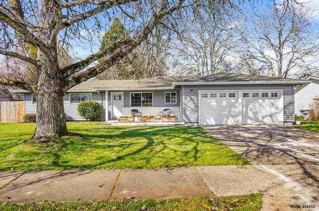 2130 NW 17th St, Corvallis, OR 97330 (MLS #775179) :: Sue Long Realty Group