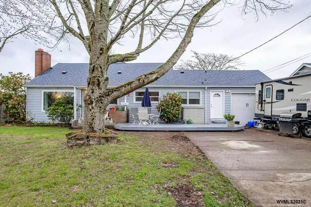 2155 Main St SE, Albany, OR 97322 (MLS #775181) :: Sue Long Realty Group