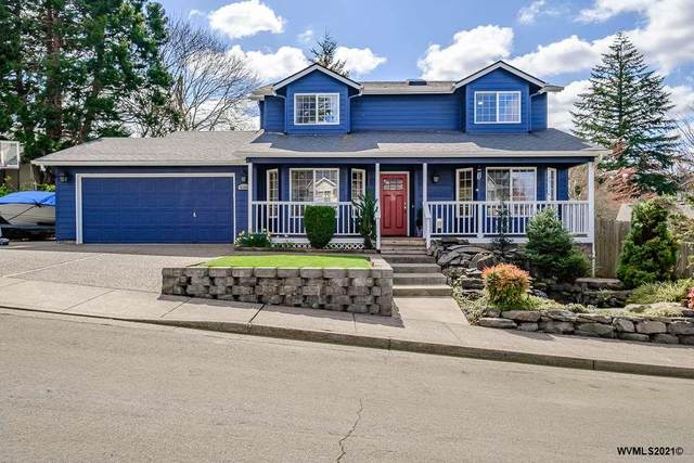 5160 Foxhaven Ct SE, Salem, OR 97306 (MLS #775219) :: RE/MAX Integrity