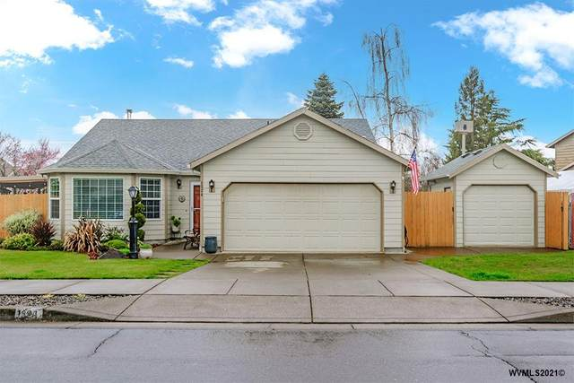 1324 North Heights Dr NW, Albany, OR 97321 (MLS #775249) :: Kish Realty Group