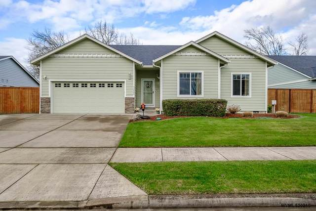 33060 Meadow Wood St, Tangent, OR 97389 (MLS #775287) :: Sue Long Realty Group