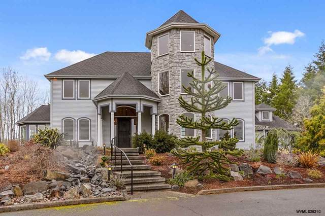 4040 Illahe Hill Rd S, Salem, OR 97302 (MLS #775293) :: The Beem Team LLC