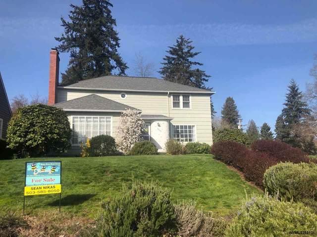 2405 Cottage St SE, Salem, OR 97302 (MLS #775331) :: Change Realty