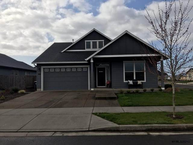 895 Chestnut St, Independence, OR 97351 (MLS #775365) :: Coho Realty