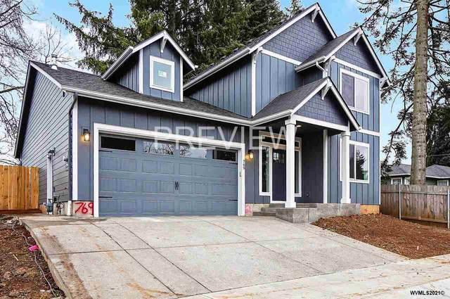 769 Boxwood Ln SE, Salem, OR 97302 (MLS #775381) :: Song Real Estate