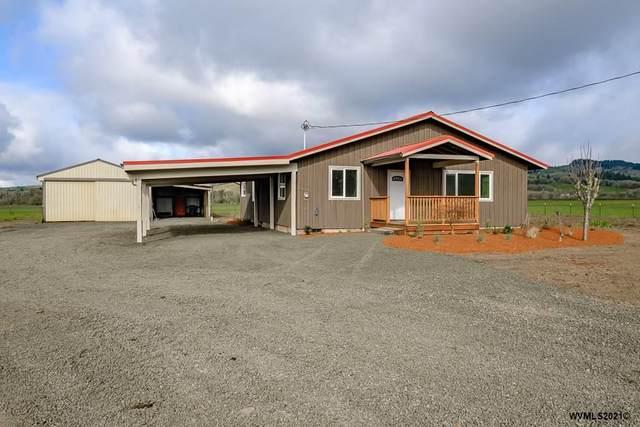 22020 SW Rock Creek Rd, Sheridan, OR 97378 (MLS #775390) :: Change Realty
