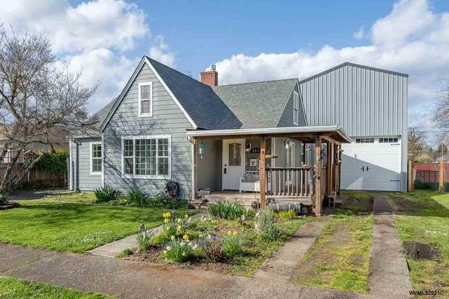 557 Harden Dr, Lebanon, OR 97355 (MLS #775408) :: Sue Long Realty Group