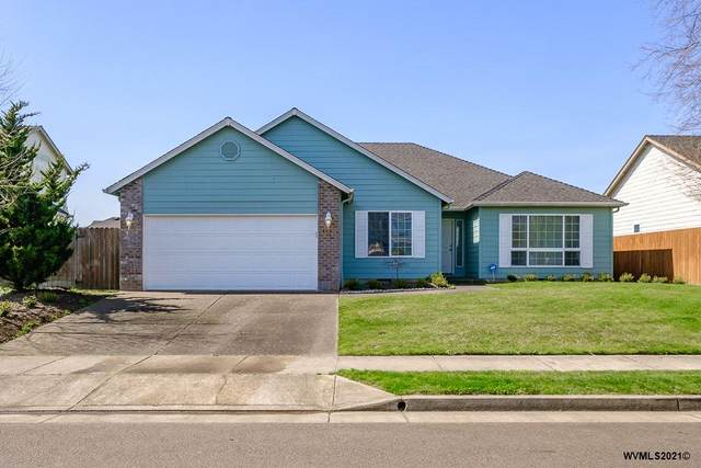 4882 Falcon St SW, Albany, OR 97321 (MLS #775425) :: Kish Realty Group