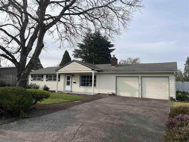 908 Alberta Av E, Monmouth, OR 97361 (MLS #775500) :: Kish Realty Group