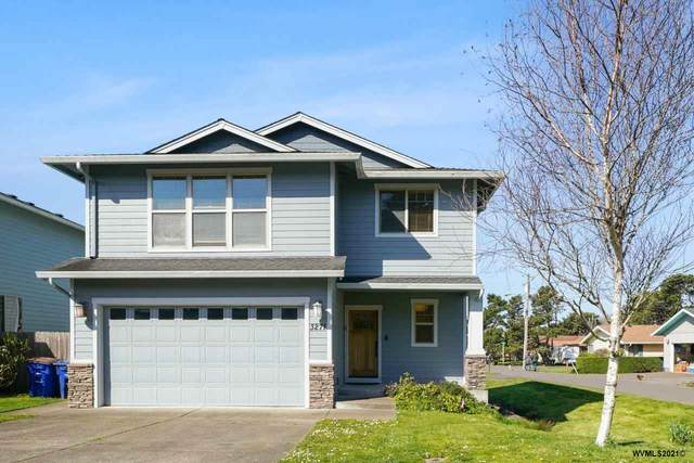 3271 NW Marine Av, Lincoln City, OR 97367 (MLS #775520) :: Song Real Estate