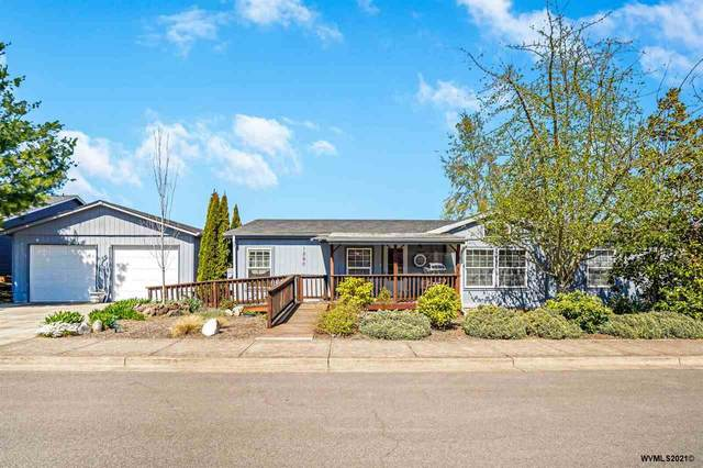 1260 Margaret St E, Monmouth, OR 97361 (MLS #775521) :: RE/MAX Integrity