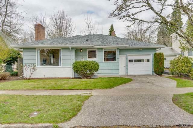 1725 Grant St NE, Salem, OR 97301 (MLS #775555) :: Sue Long Realty Group