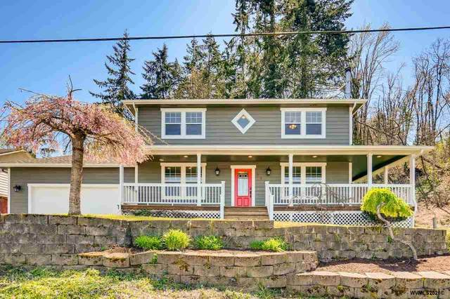 355 7th St, Scotts Mills, OR 97375 (MLS #775603) :: Kish Realty Group