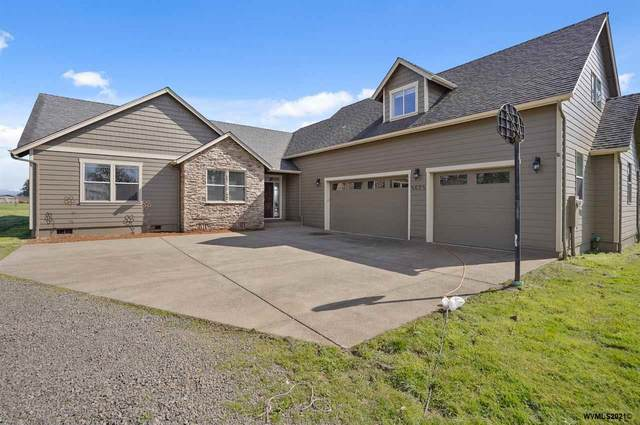 5625 Montgomery Farm Ln SE, Aumsville, OR 97325 (MLS #775620) :: Kish Realty Group
