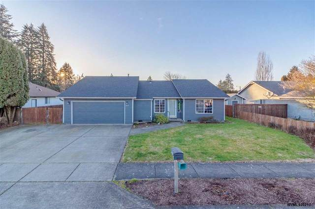 2079 Quail Run Av, Stayton, OR 97383 (MLS #775632) :: Sue Long Realty Group