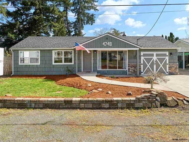 4748 Lowell Av NE, Keizer, OR 97303 (MLS #775639) :: Song Real Estate