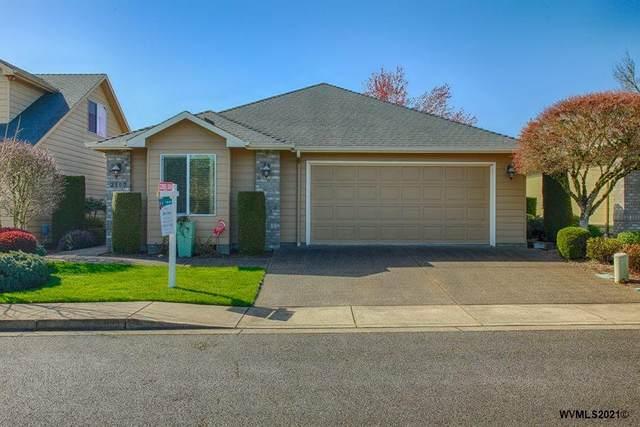 2107 SE Magnolia Av, Dallas, OR 97338 (MLS #775642) :: Song Real Estate