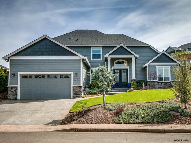 5772 Verona St S, Salem, OR 97306 (MLS #775668) :: Song Real Estate