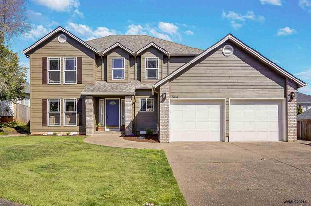 544 West Hills Wy NW, Salem, OR 97304 (MLS #775673) :: Kish Realty Group