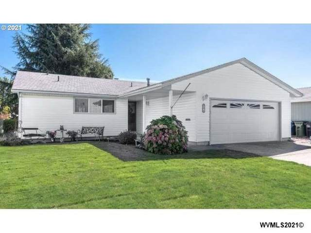 250 S Columbia Dr, Woodburn, OR 97071 (MLS #775675) :: Song Real Estate