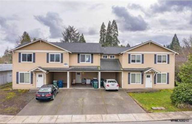 595 Jackson (-599) W, Monmouth, OR 97361 (MLS #775677) :: Song Real Estate
