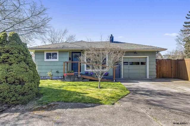 509 23rd St NE, Salem, OR 97301 (MLS #775741) :: Song Real Estate