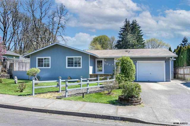 307 Adelaide Dr, Philomath, OR 97370 (MLS #775745) :: Kish Realty Group