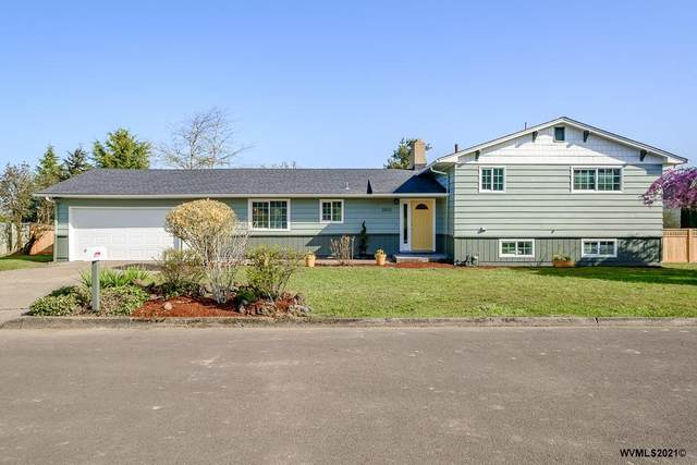 2833 12th Av NW, Albany, OR 97321 (MLS #775775) :: Sue Long Realty Group