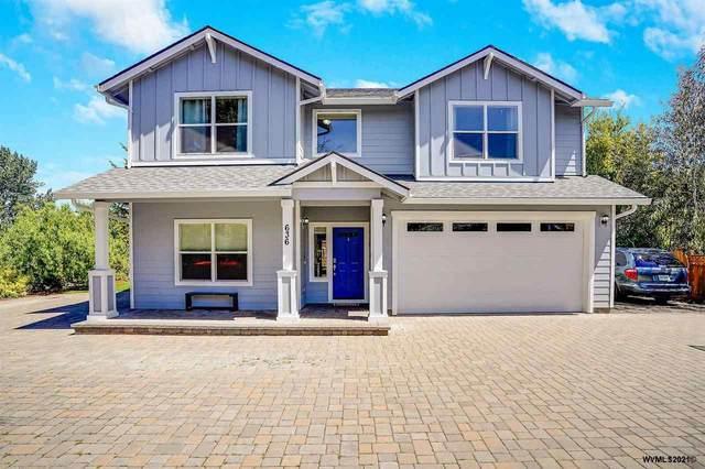 636 SE Crystal Lake Dr, Corvallis, OR 97333 (MLS #775780) :: Premiere Property Group LLC