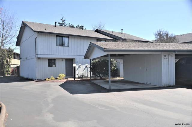 660 32nd (#22) Av SE, Albany, OR 97322 (MLS #775829) :: Change Realty