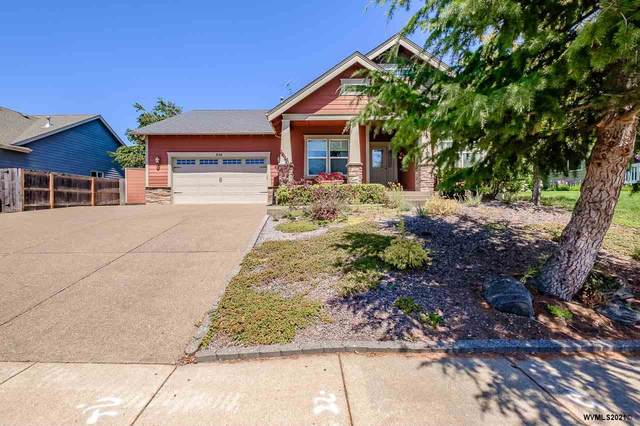336 NW Foxglove St, Dallas, OR 97338 (MLS #775838) :: Song Real Estate