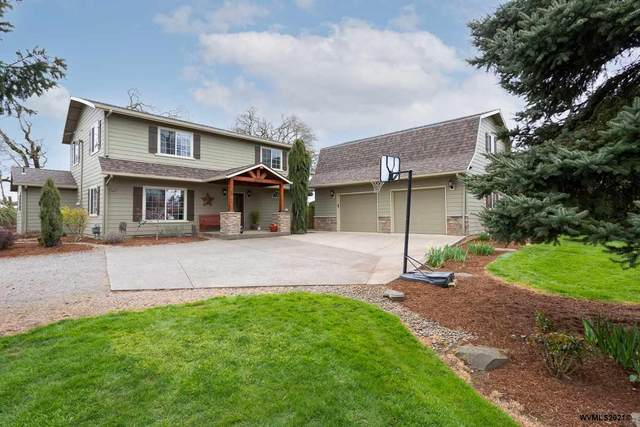 576 NE Clay St, Sublimity, OR 97385 (MLS #775883) :: The Beem Team LLC