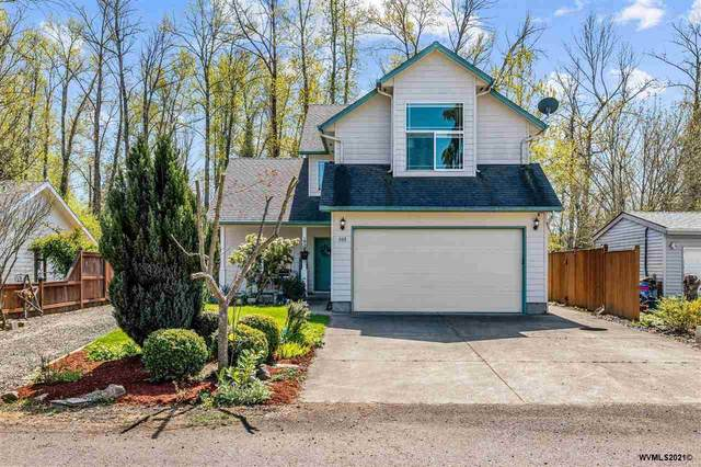 668 Calapooia Av, Brownsville, OR 97327 (MLS #775903) :: The Beem Team LLC