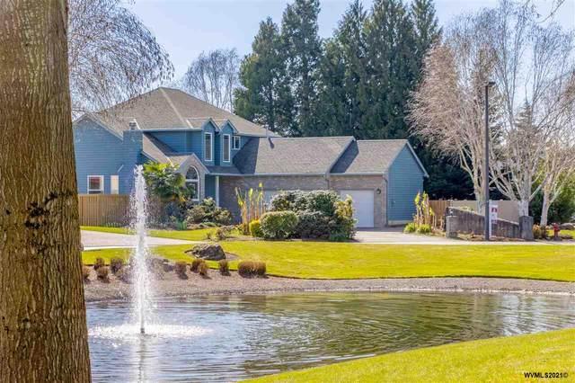 888 Crystal Springs Ln N, Keizer, OR 97303 (MLS #775930) :: Sue Long Realty Group
