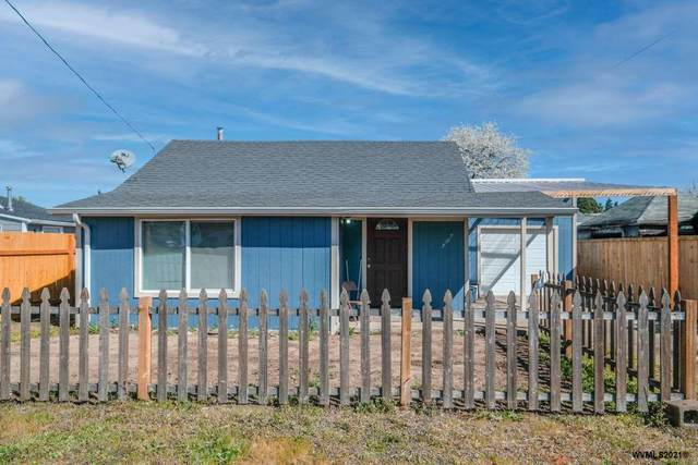 705 W B St, Lebanon, OR 97355 (MLS #775946) :: The Beem Team LLC