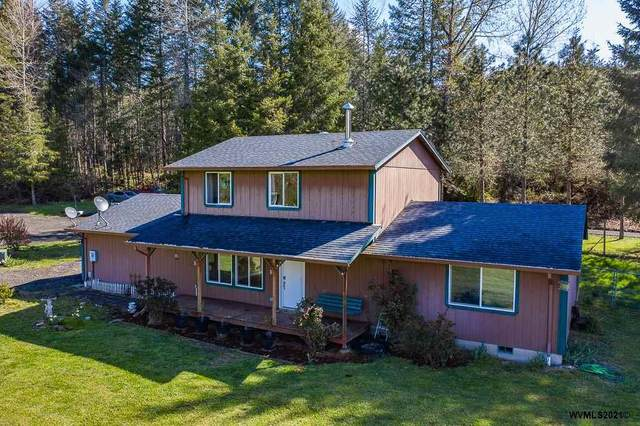 3808 Limestone Rd, Dallas, OR 97338 (MLS #775970) :: RE/MAX Integrity